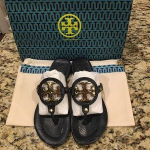 Tory Burch miller 2 sandal/size 6.5
